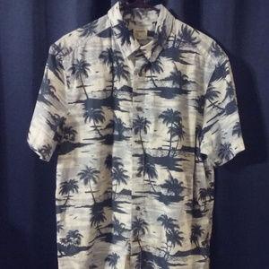 Old Navy Short sleeve Hawaiian Shirt
